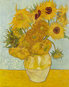 "Van Gogh's ""Sunflowers"""