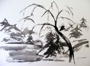 ink landscape2