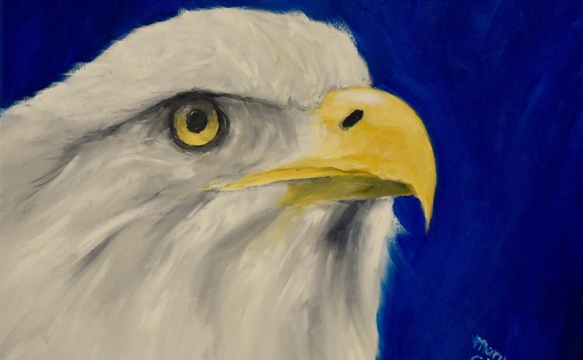 The Guardian Eagle