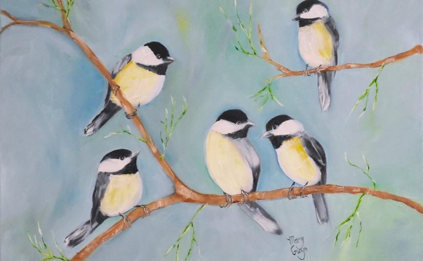 Chickadee Chatter